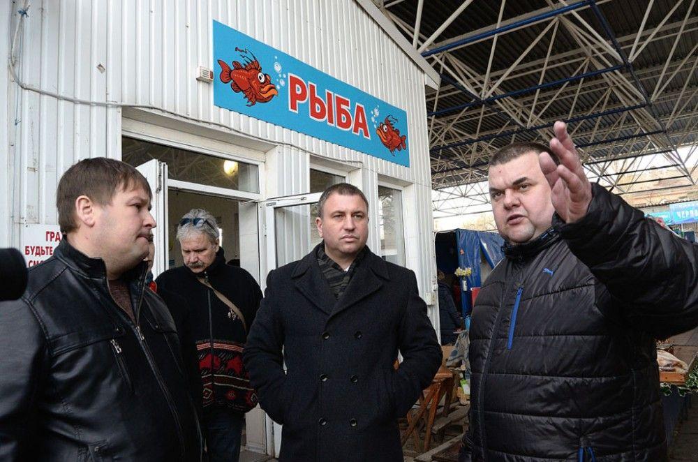 Дмитрий Ачкасов: «Наша цель – модернизация рынков»