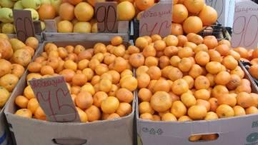 Предновогодние цены в Феодосии