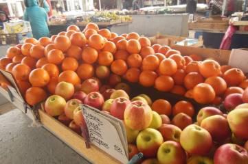 Рынок: Эх, яблочко!