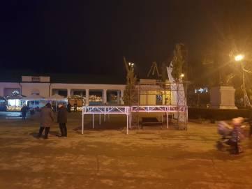 Феодосия готовится к встрече Нового года