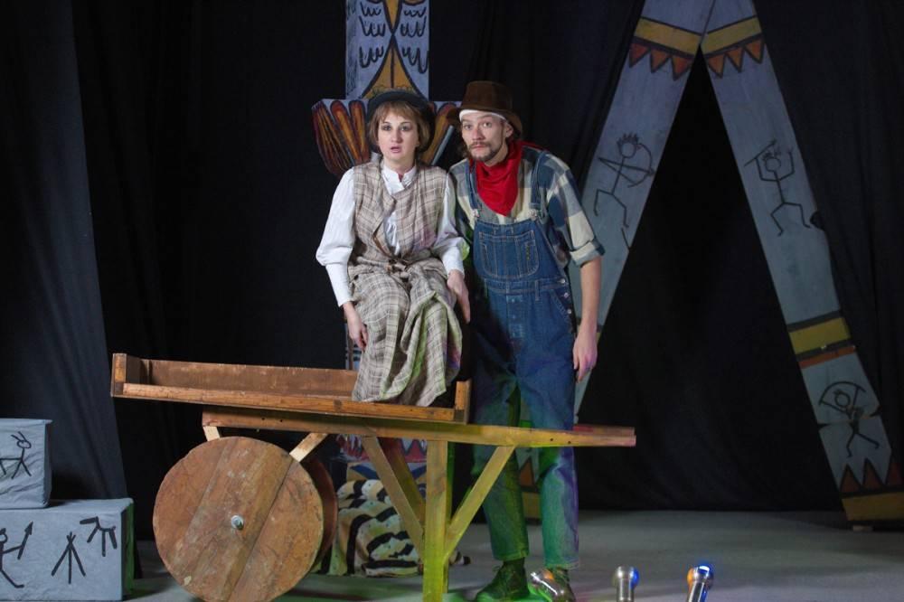Феодосийцы выступили на сцене театра имени А.П. Чехова
