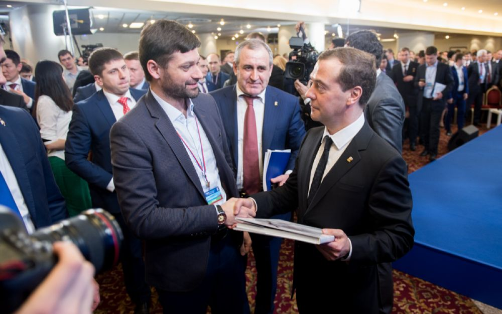 Андрей Козенко: Интересы России превыше всяких санкций