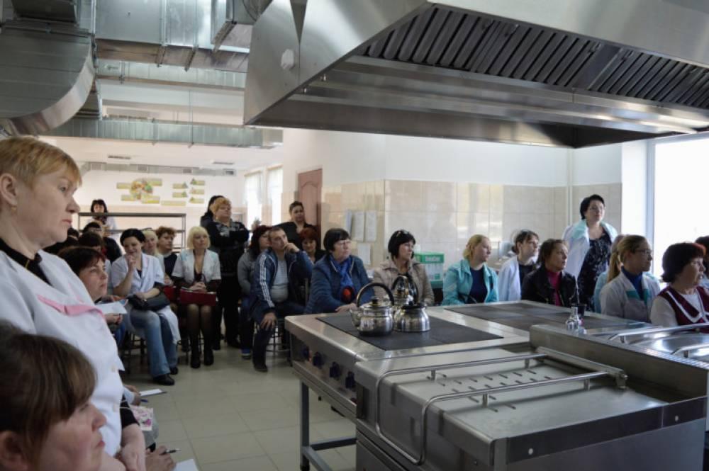 «Сегодняшний мастер-класс позволит усовершенствовать комплекс питания для школьников Феодосии»