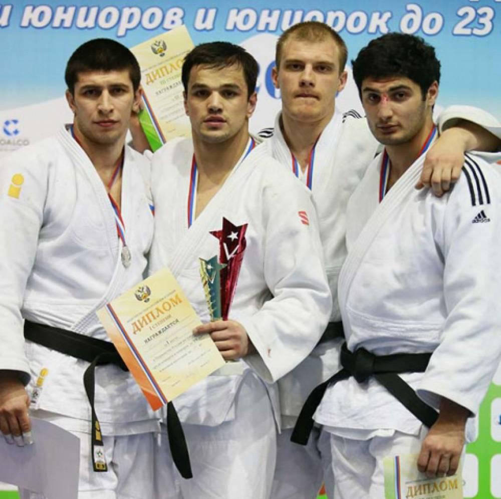 Феодосиец Андрей Гордиенко стал чемпионом России по борьбе дзюдо