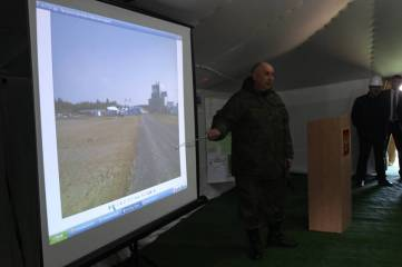 Совещание по подготовке армейского конкурса «Авиадартс-2016»