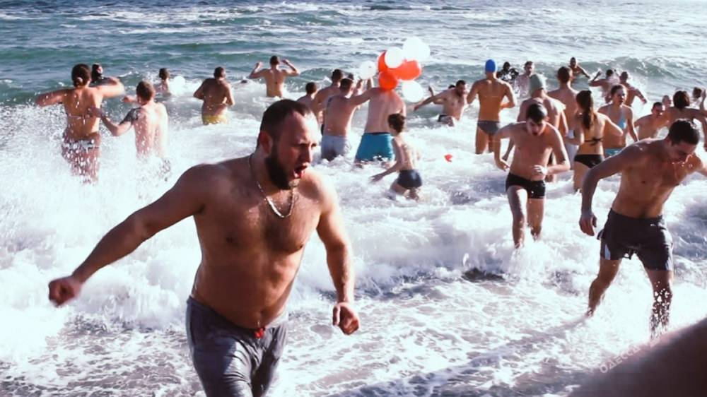Определили места купания на Крещение