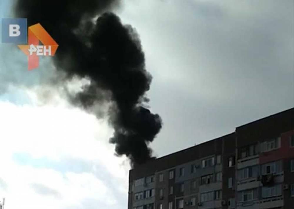 В  Щелкино произошёл взрыв