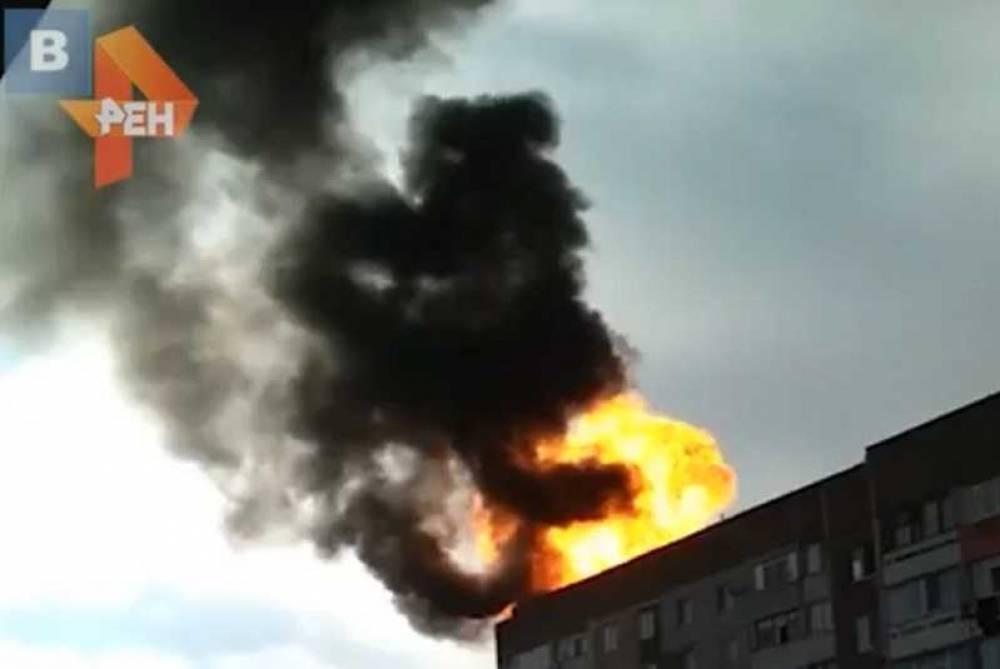 Подробности о взрыве в Щелкино