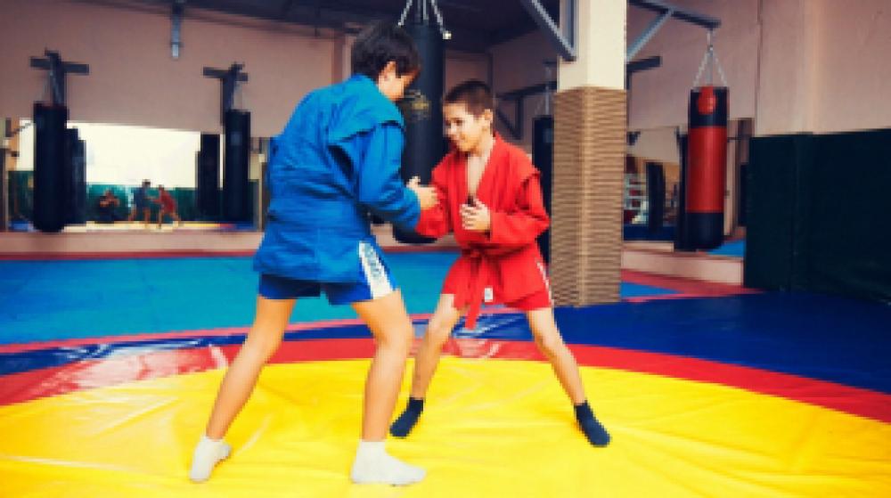Феодосийцы стали победителями в открытом турнире по самбо
