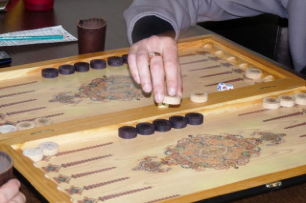 В Феодосии состоятся соревнования по длинным нардам