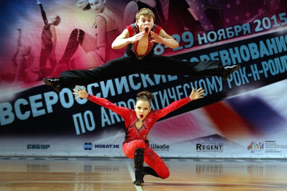 Феодосийцы посоревнуются в Открытом Чемпионате по акробатическому рок-н-роллу