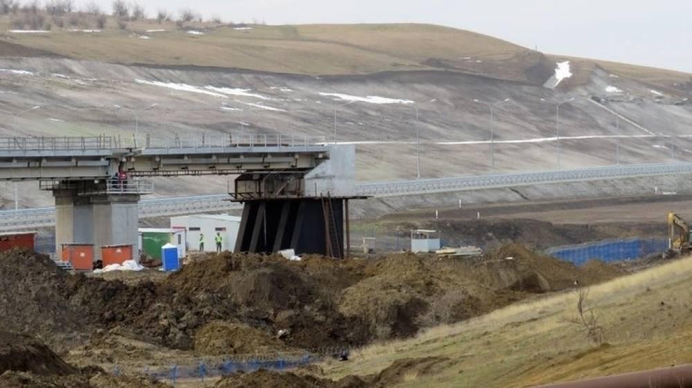 Поезда поКрымскому мосту могут пойти ранее доэтого  срока— Министр транспорта