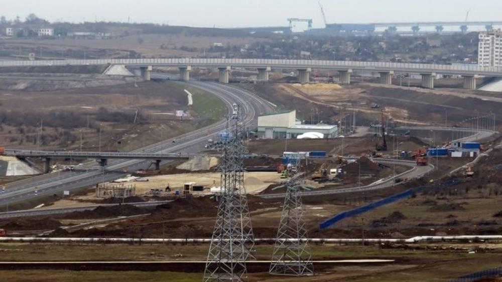 Детали сбойки тоннеля наЖД подходе— Крымский мост