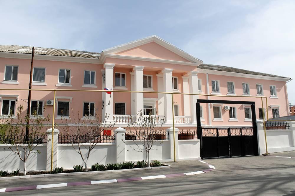 Феодосийский суд переехал в просторное здание на улице Греческая