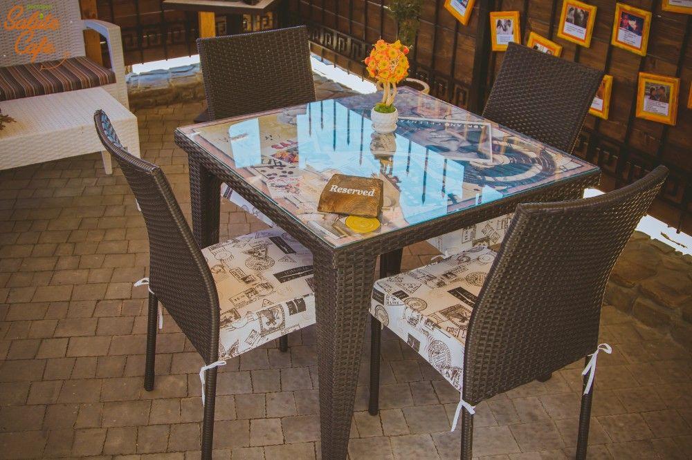 Территория весеннего настроения в ресторане «SaluteCafe»