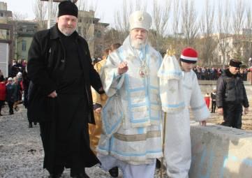 В Феодосии состоялся крестный ход