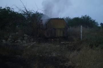 В Феодосии началась подготовка к пожароопасному сезону.