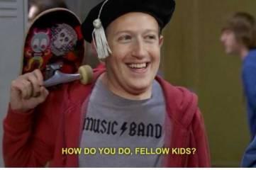 Facebook начал тайно тестировать раздел «LOL» со смешными видео и мемами для подростков