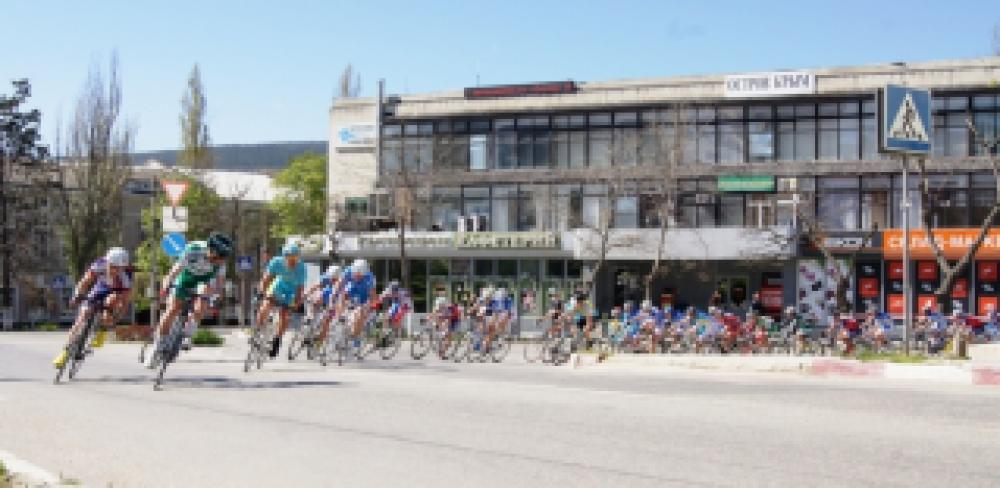 В центре Феодосии снова будут велогонки