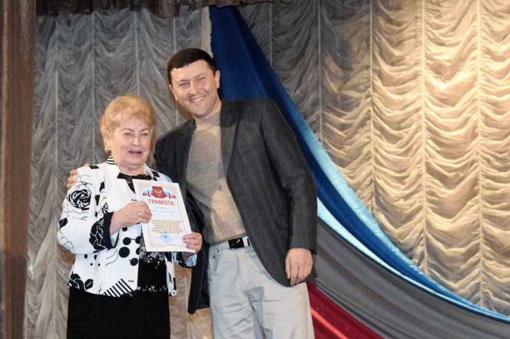 В Феодосии отпраздновали День Конституции Республики Крым