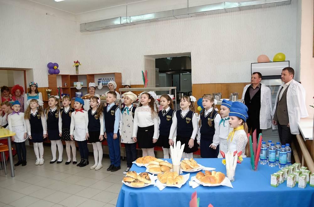 В феодосийской школе № 1 состоялось торжественное открытие нового пищеблока