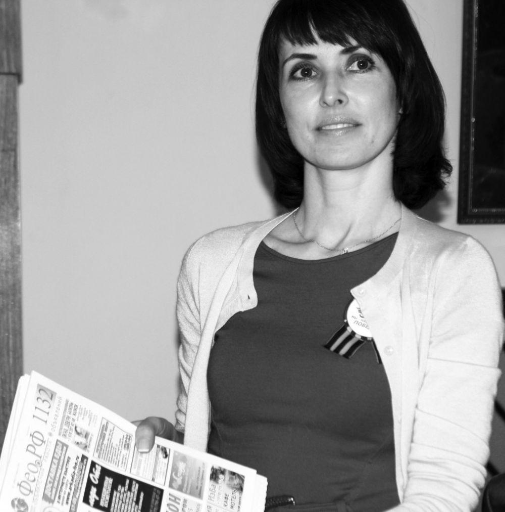 Елена Аксёнова: В Феодосии лучшая организация конкурса