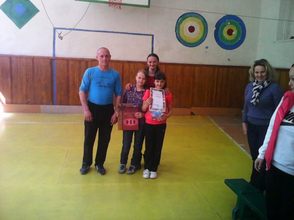 В Феодосии прошел фестиваль «Мама, папа, я – спортивная семья» (фото)