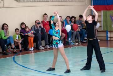 Открытый чемпионат по акробатическому рок-н-роллу