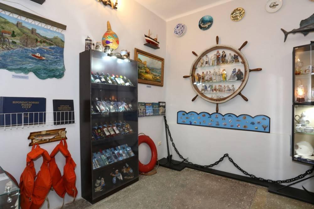 Феодосийский музей рыбы и рыболовства поучаствует в крымском конкурсе