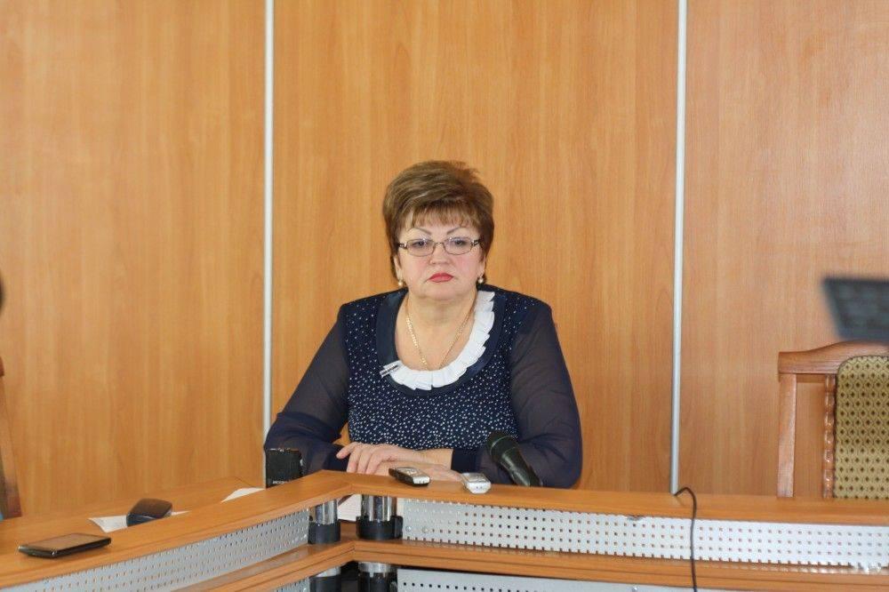 В Феодосии уволилась начальник отдела торговли