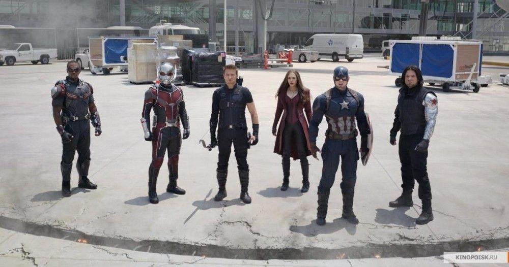 «Мстители»: супер ожидаемая премьера в Феодосии