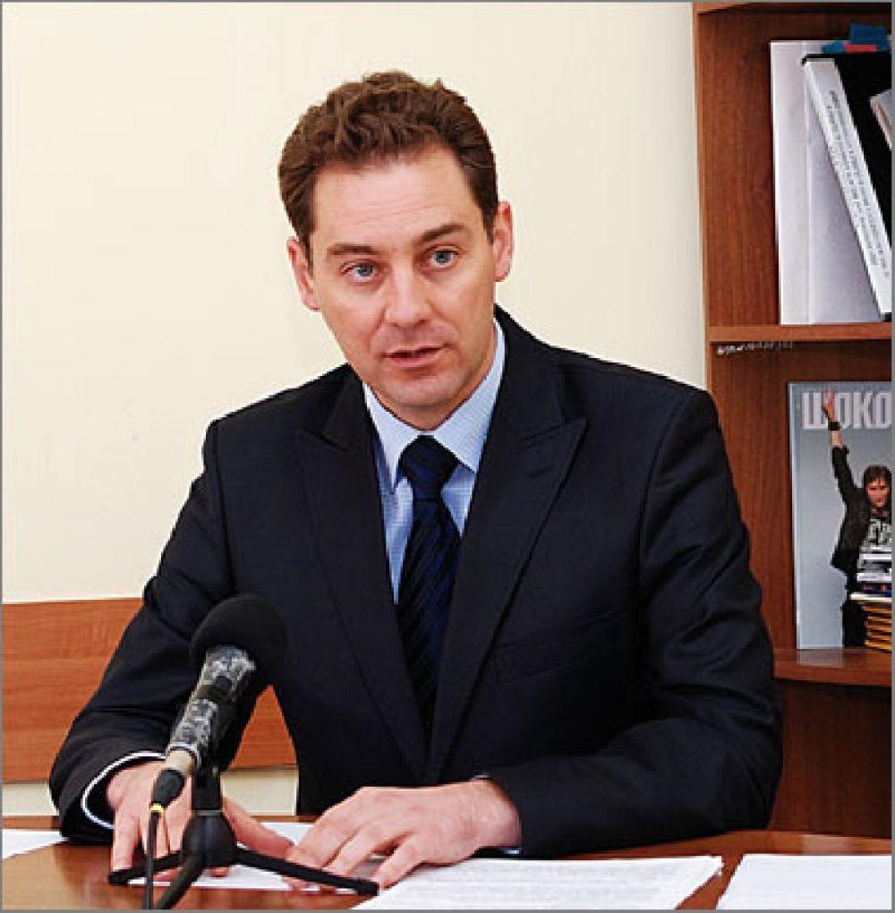 Депутаты выразили недоверие Щепеткову? (ВИДЕО)