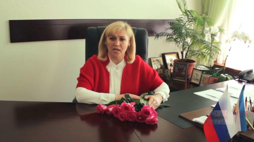 Поздравление Гевчук Светланы Николаевны с пасхой.
