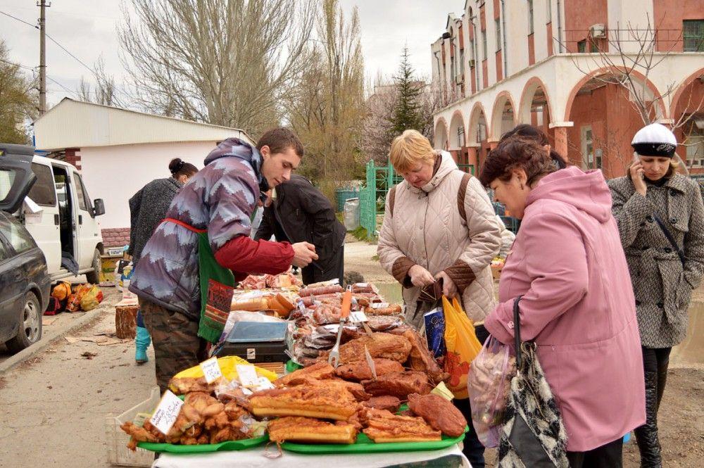 В мае в Феодосии состоится четыре сельскохозяйственные ярмарки