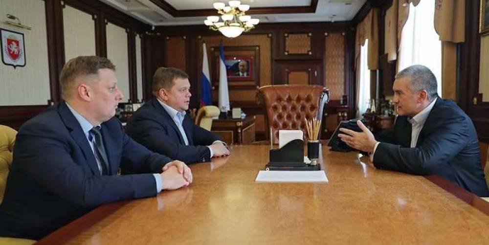 Власти Крыма признали свою вину в появлении самостроев