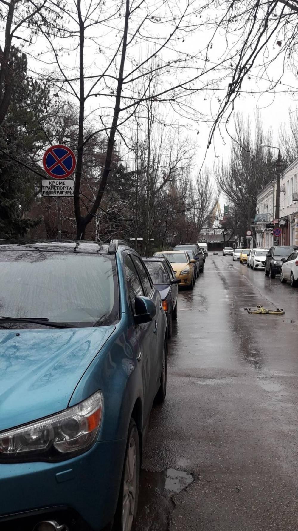 Метаморфозы пешеходных зон в Феодосии