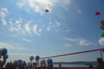 Пляжный стадион(фоторепортаж)
