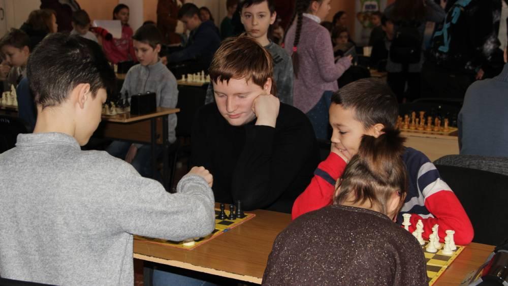 В Феодосии открылся турнир «Белая ладья»