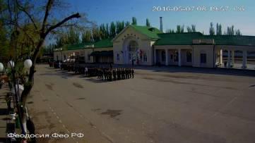 Новые виды с веб-камер Феодосии.(ФОТО)