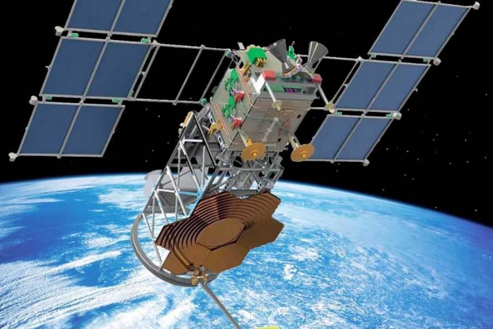 Российский спутник засек неизвестные физические явления