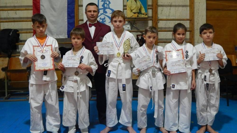 Феодосийские спортсмены завоевали призовые места на республиканских соревнованиях