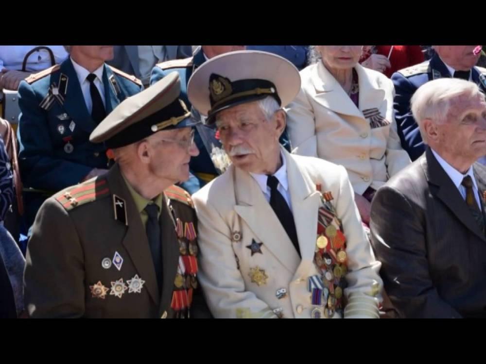День Великой Победы в Феодосии