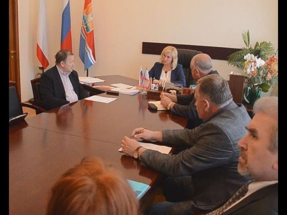 Состоялось заседание совета директоров предприятий оборонно-промышленного комплекса Феодосийского региона