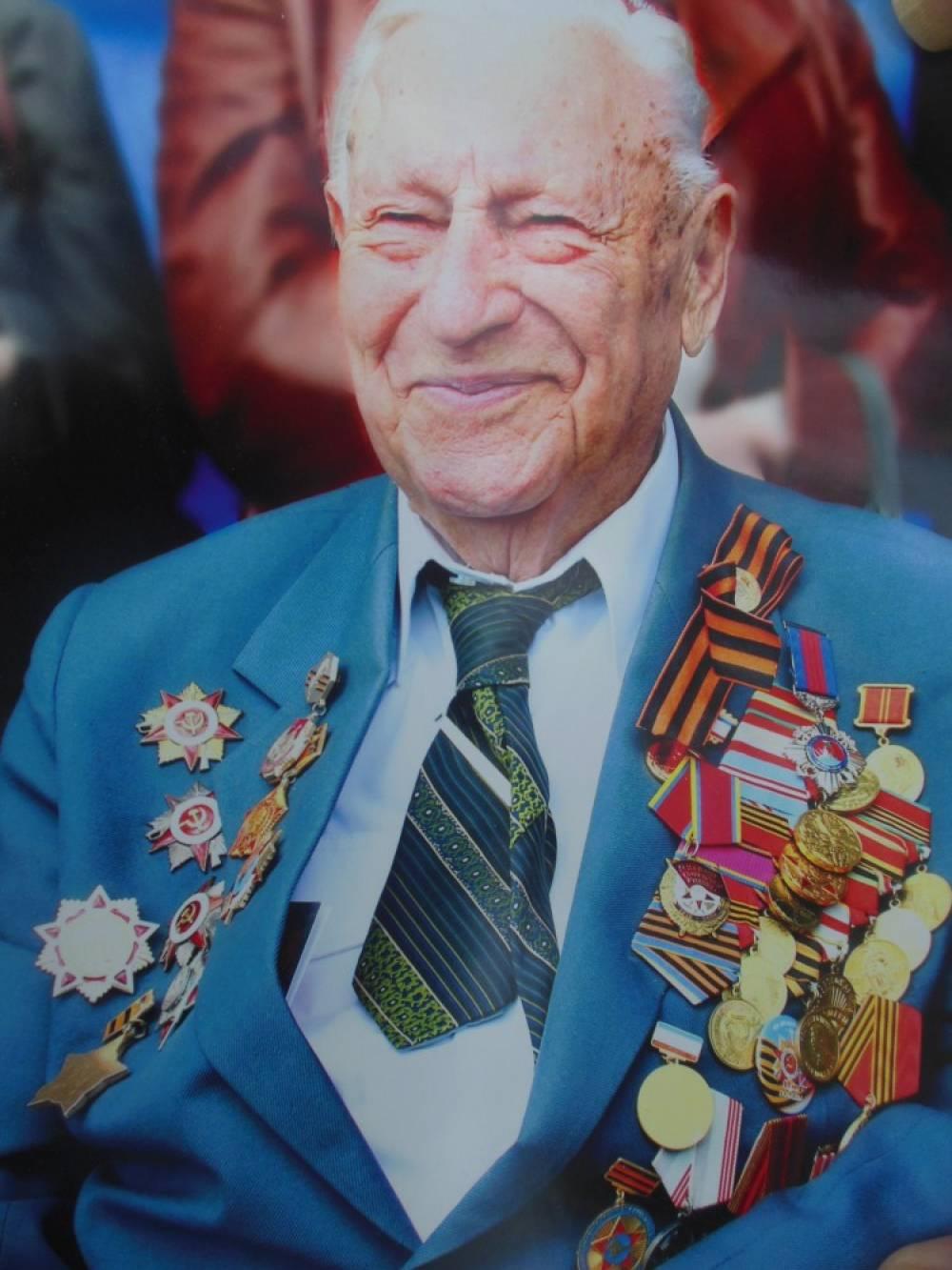 Анатолий Кожемякин:  «Это был наш долг - воевать за Родину!»