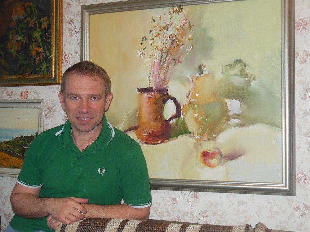 Дмитрий Лосев:  «Мои творческие интересы стали моей профессией»
