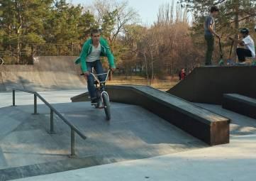 Молодежь просит феодосийские власти сделать скейт-парк - феосети