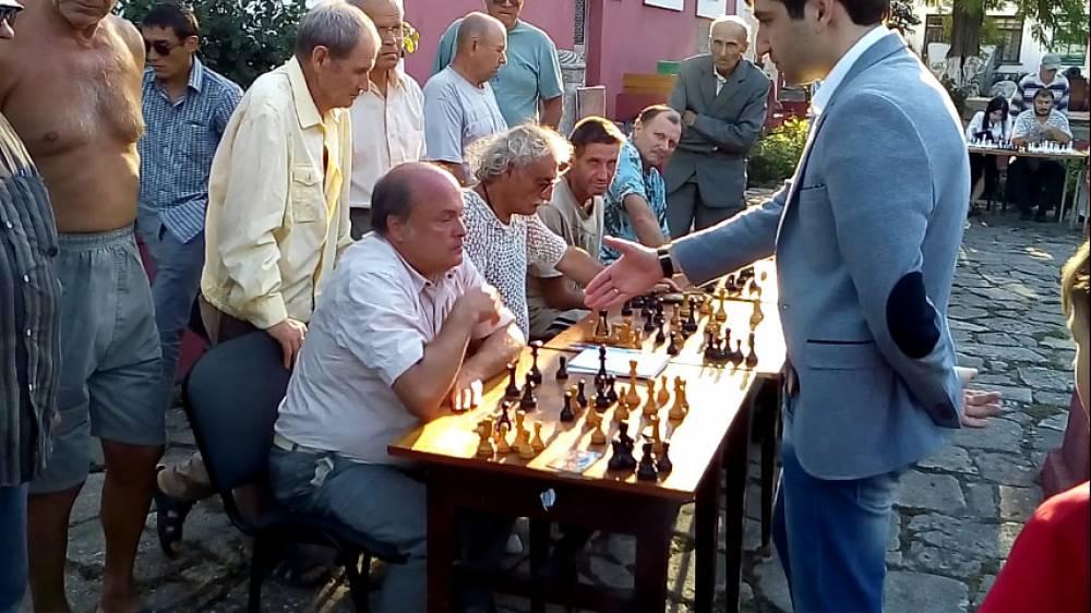 В Феодосии пройдет шахматный фестиваль