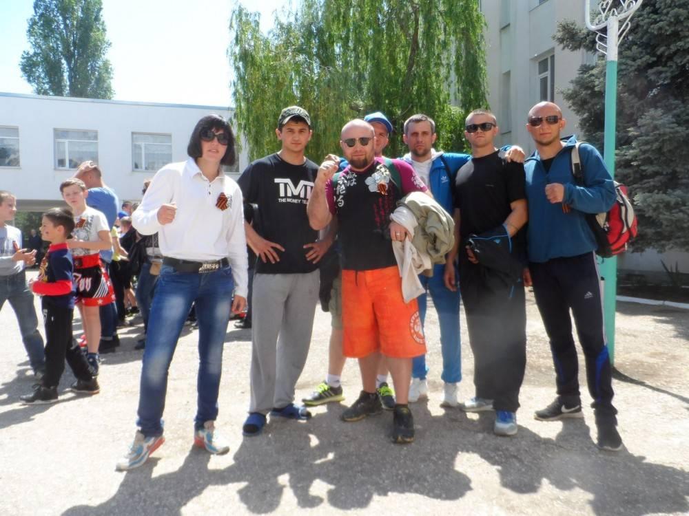 Феодосийцы выступили на открытом Кубке Республики Крым по Тайскому боксу.
