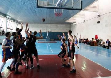 Крымский баскетбольный уик-энд. 16 и 17 февраля