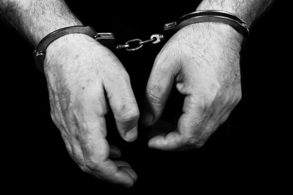 Задержан грабитель